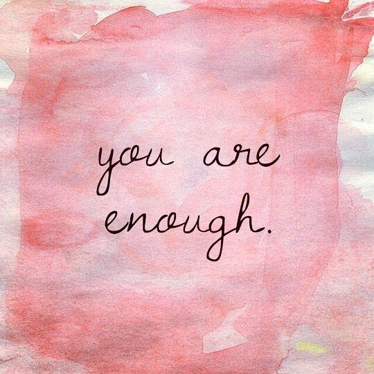 Mamas: You Are Enough